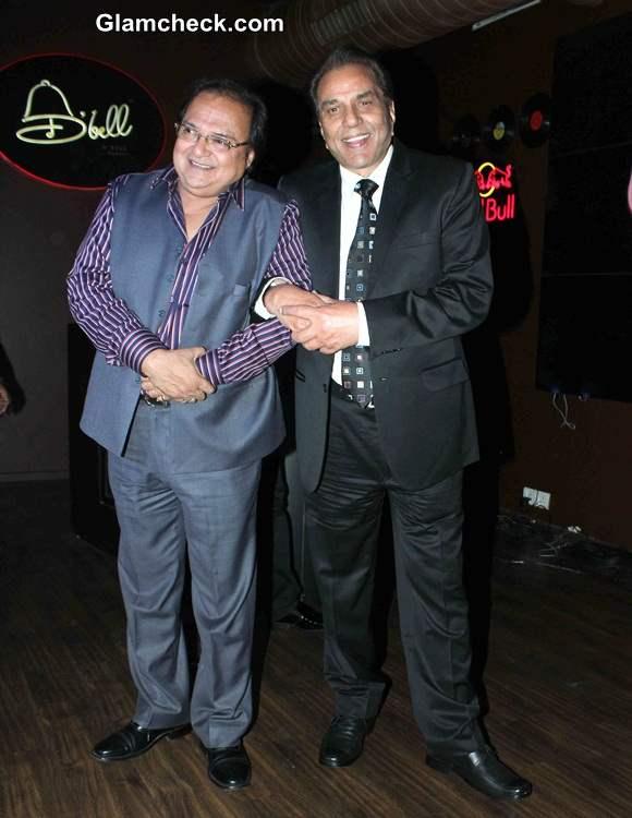 Rakesh Bedi and Dharmendra