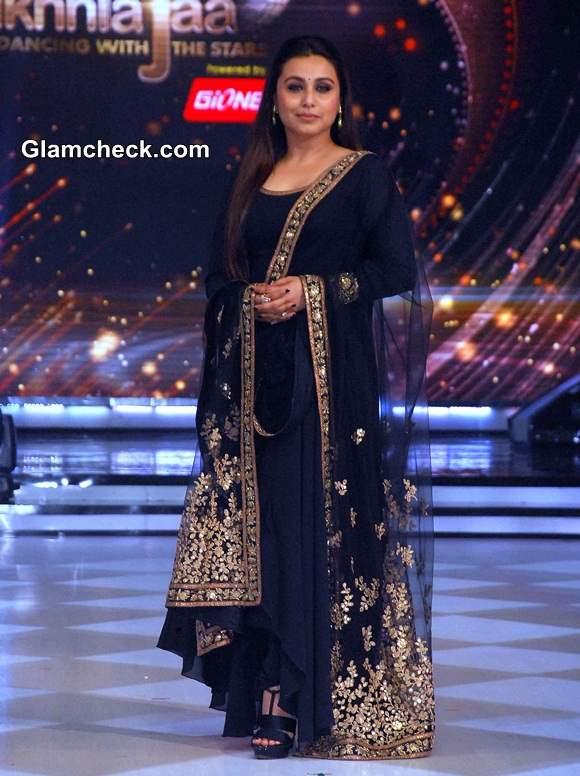 Rani Mukherjee Promotes Mardaani on Jhalak Dikhla Jaa