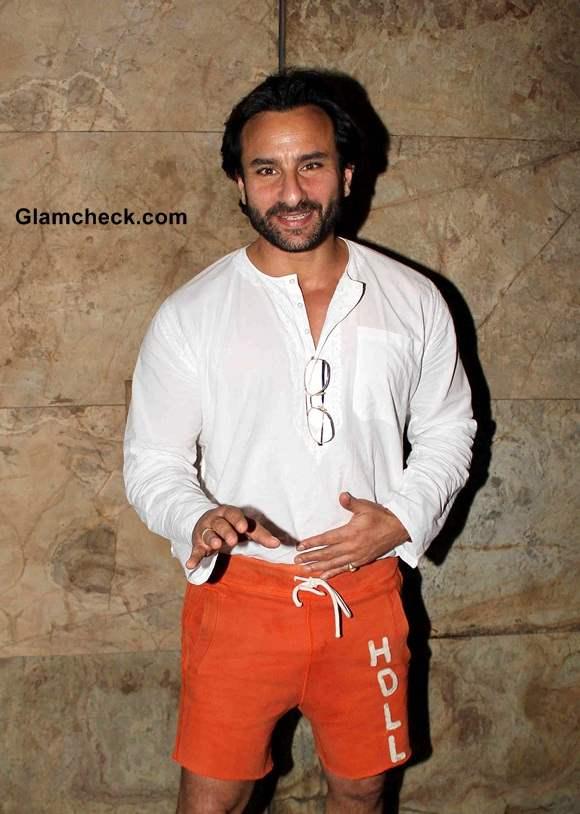 Saif Ali Khan 2014 pictures latest