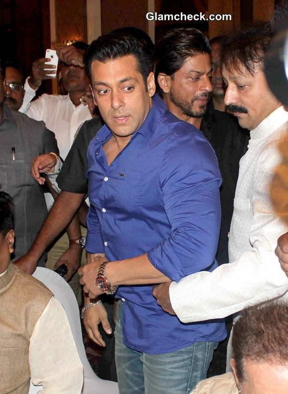 Salman Khan at Iftar Party 2014