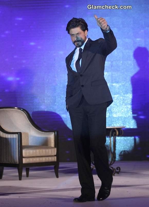 Shahrukh Khan 2014 at Gitanjali Gems Event