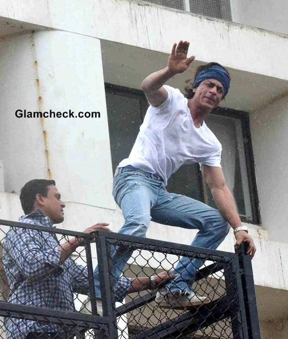 Shahrukh Khan Eid al-Fitr 2014