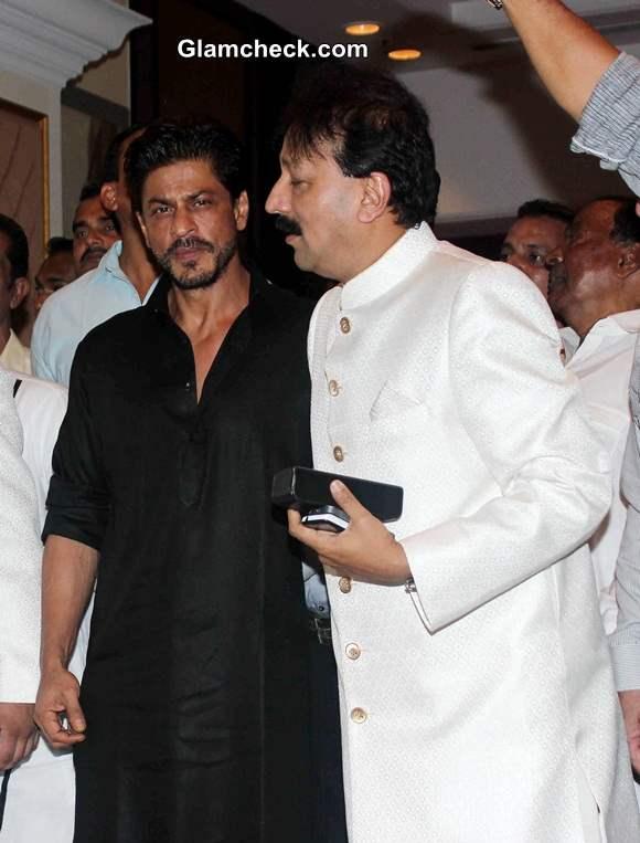 Shahrukh Khan at Iftar Party 2014