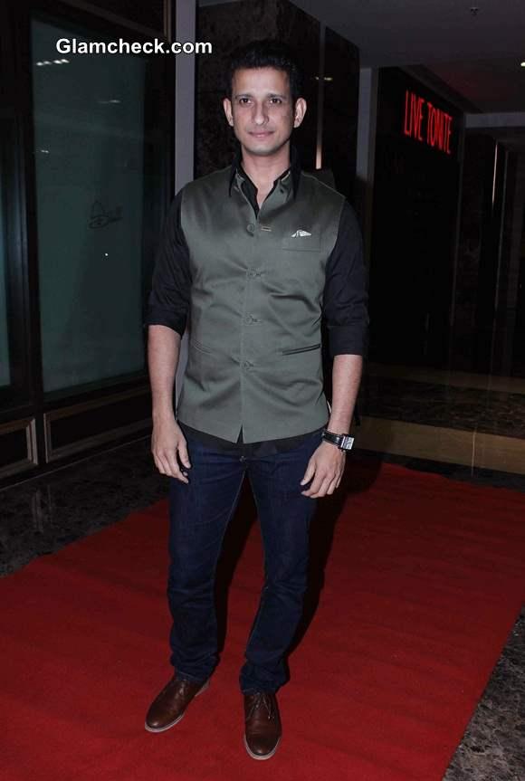 Sharman Joshi at Carnival Cinemas 2014 Launch