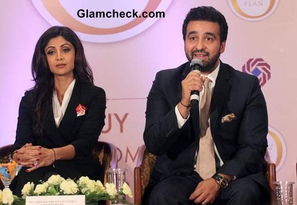 Shilpa Shetty Raj Kundra Announce Satyug Gold Plan