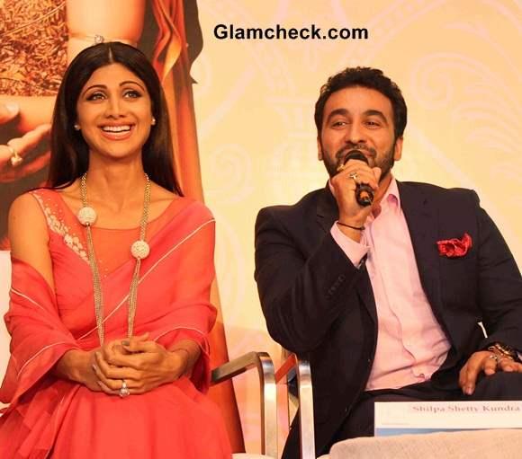 Shilpa Shetty at 2014 Goa Wedding Show Announcement