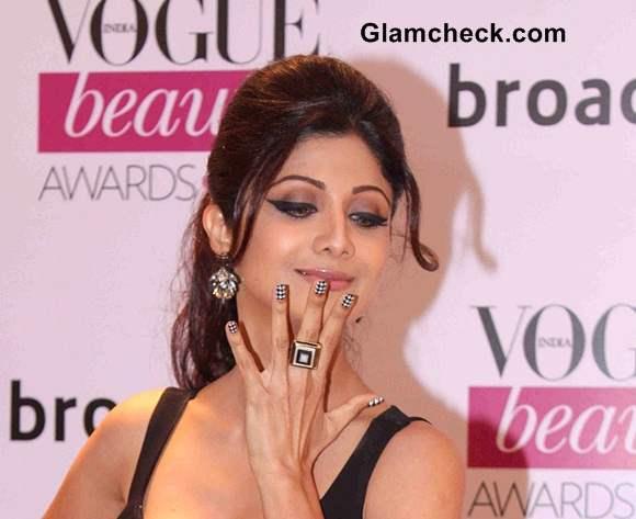 Shilpa Shetty at Vogue Beauty Awards 2014