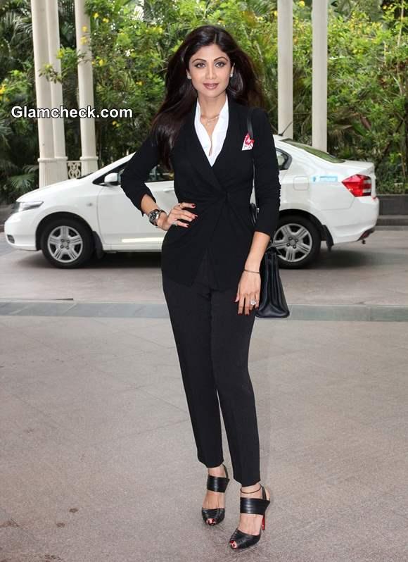 Shilpa Shetty in Formales 2014