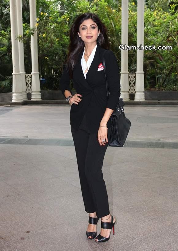 Shilpa Shetty in Formals 2014