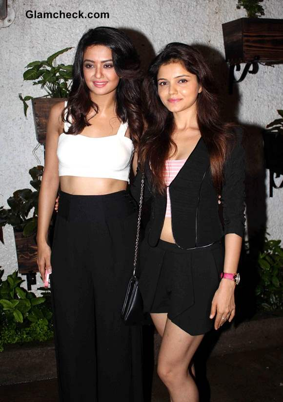 Surveen Chawla at Hate Story 2 Screening