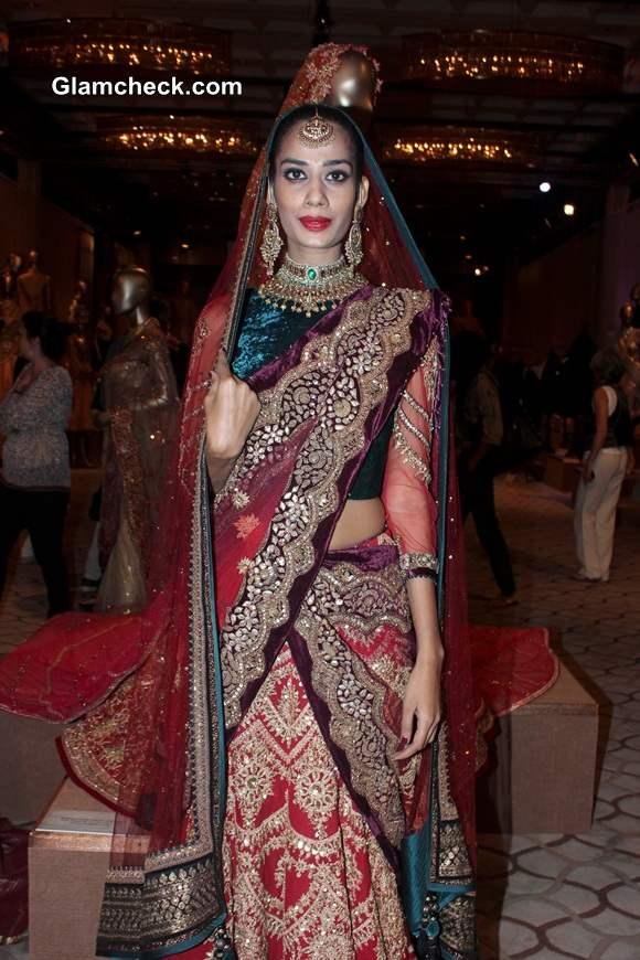 The Modern Mughals by Tarun Tahiliani 2014