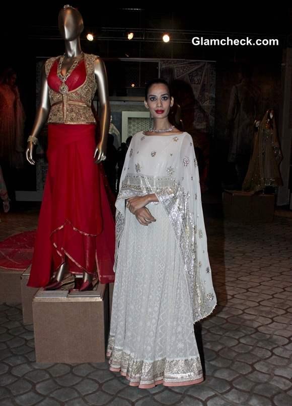 The Modern Mughals by Tarun Tahiliani at Bridal Expo 2014