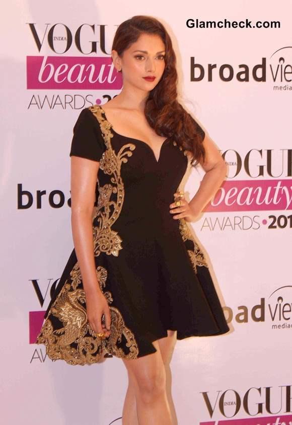 Vogue Beauty Awards 2014 Aditi Rao Hydari