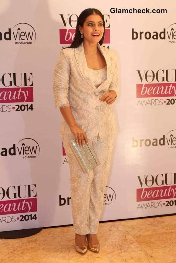 Vogue Beauty Awards 2014 Kajol