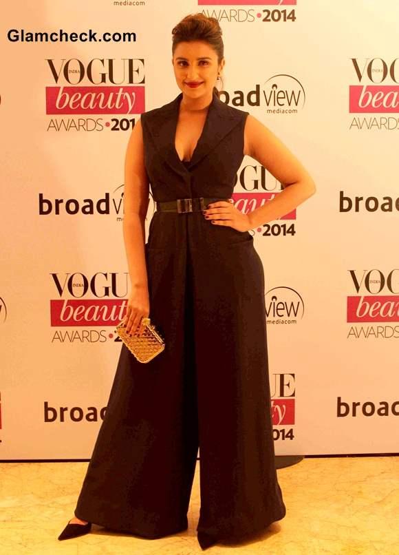 Vogue Beauty Awards 2014 Parineeti Chopra