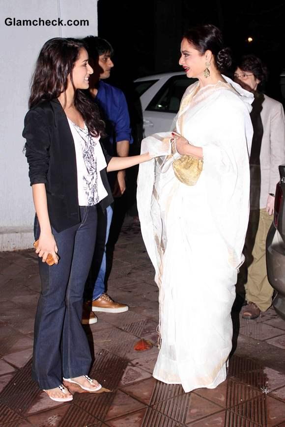 celebs at Priyanka Chopras Birthday Party