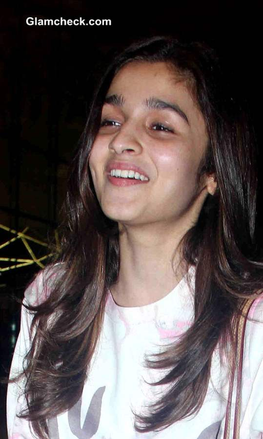 Alia Bhatt Without Makeup pics