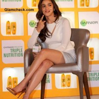 Alia Bhatt in Arden B Bodycon Dress