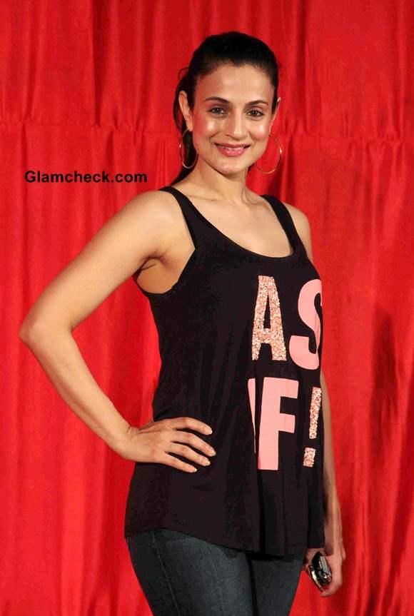 Ameesha Patel in Ekkees Toppon Ki Salaami 2014