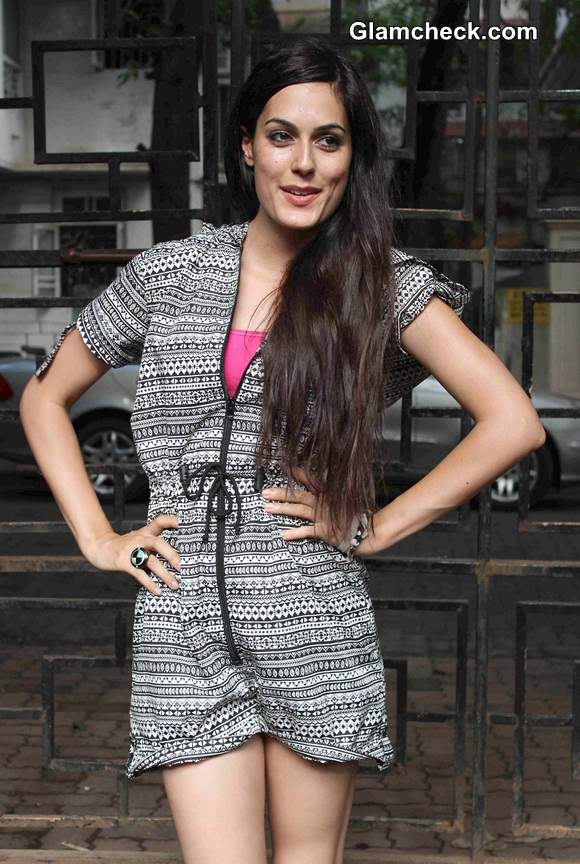 Amrit Maghera in Mad About Dance