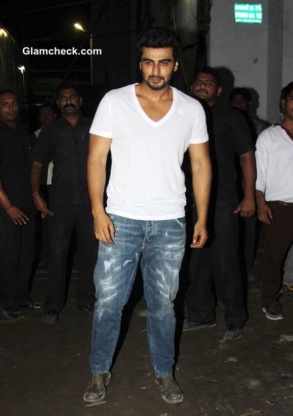 Arjun Kapoor at Tevar  Wrap Up Party