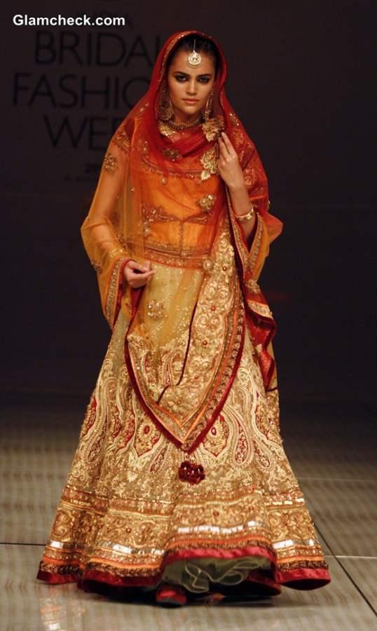 Azva Display Jewellery at BMW India Bridal Fashion Week 2014