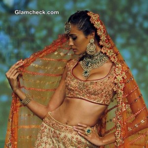 Azva Display Jewellery at BMW India Bridal Fashion Week 2014