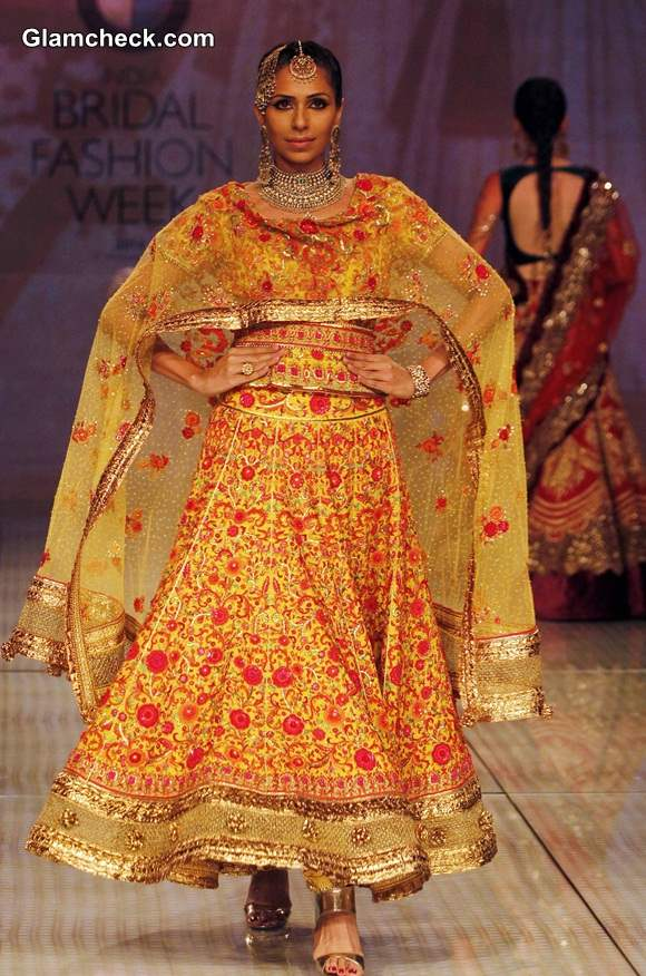 Azva Jewellery collection 2014 India Bridal Fashion Week