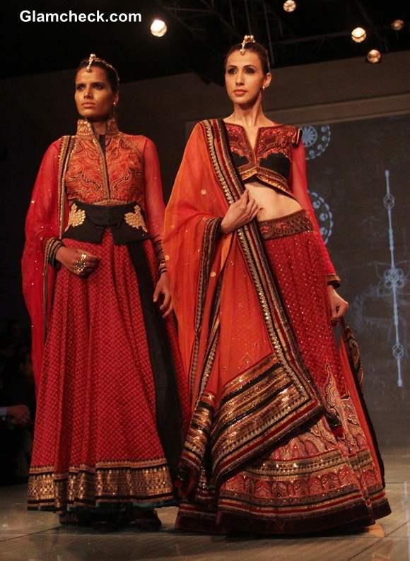 BMW India Bridal Fashion Week 2014 Tarun Tahiliani