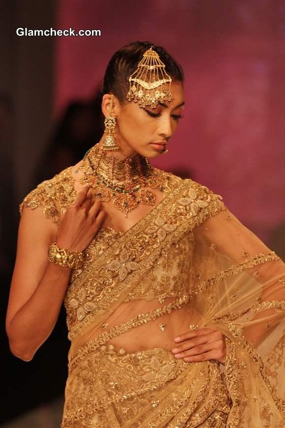 BMW India Bridal Fashion Week 2014