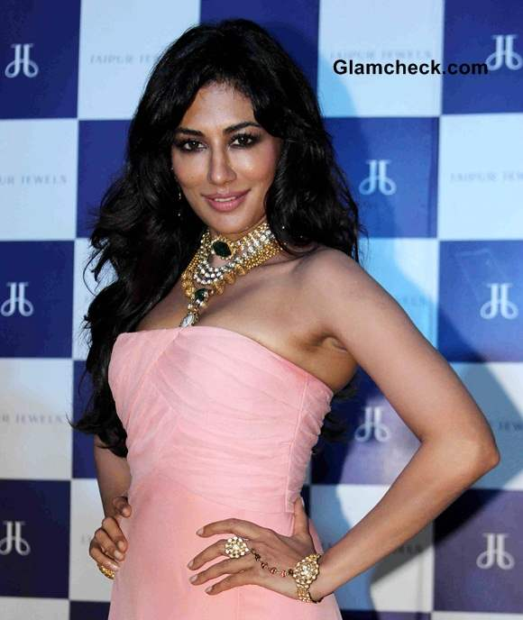 Chitrangada Singh Models Some Bling