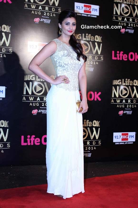 Daisy Shah 2014 Big Life OK Now Awards