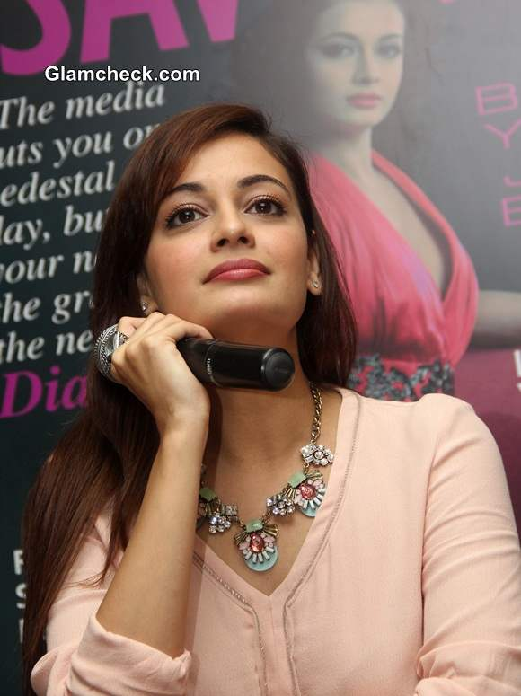 Dia Mirza 2014 Pictures