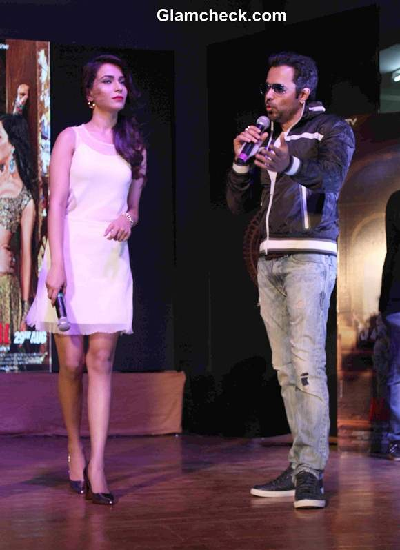 Emraan Hashmi and Humaima Malik in Raja Natwarlal
