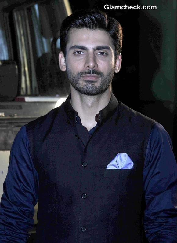 Sonam Kapoor And Fawad Afzal Khan During A Song Shoot For