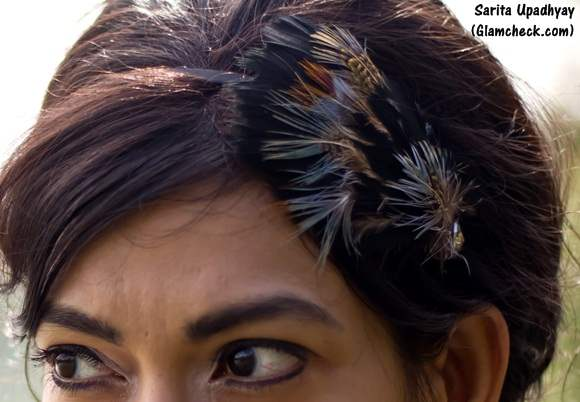 Feather Hairband - Travel Outfit A Bird Sanctuary