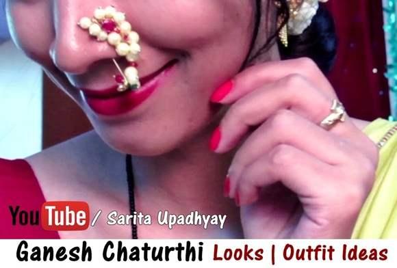 Ganesh Chaturthi Outfit Ideas Indian Fashion