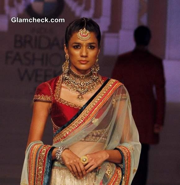India Bridal Fashion Week 2014 Azva Jewellery