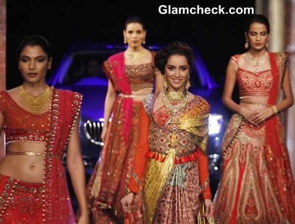 India Bridal Fashion Week 2014  J J Valaya