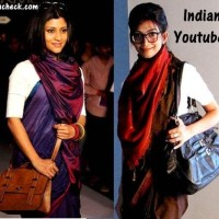 Indian Youtuber - Sarita Upadhyay - Style Icon