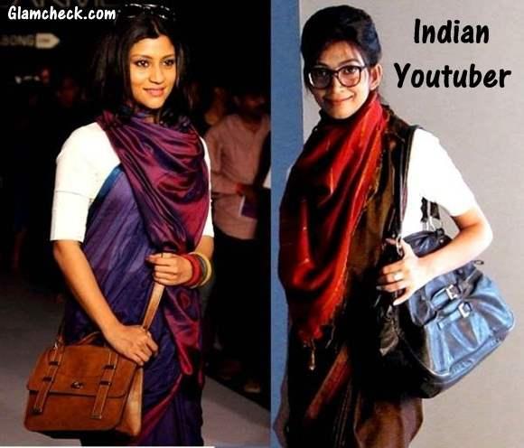 Indian Youtuber -  Sarita Upadhyay - Style Icon