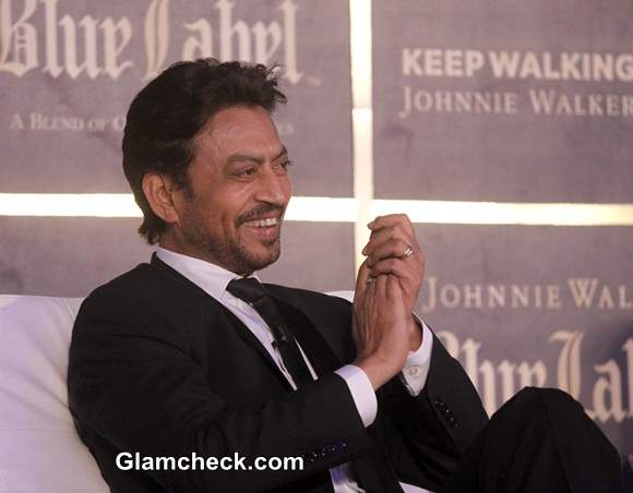 Irfan Khan Promotes The Gentlemans Wager