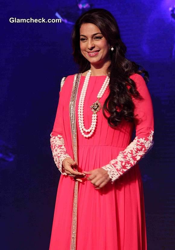 Juhi Chawla at Sony Pal Channel Launch