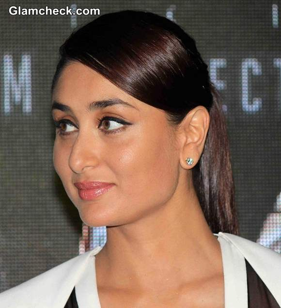 Kareena Kapoor S Natural Makeup At The Launch Of Singham