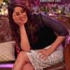 Kareena Kapoor on the sets of Comedy Nights with Kapil 2014