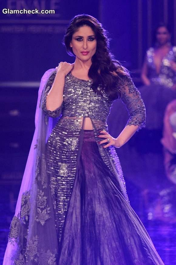 LFW Winter-Festive 2014 Kareena Kapoor pics