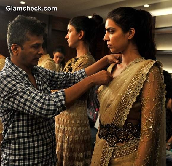 Lakme Fashion Week 2014 Fittings Vikram Phadnis pics
