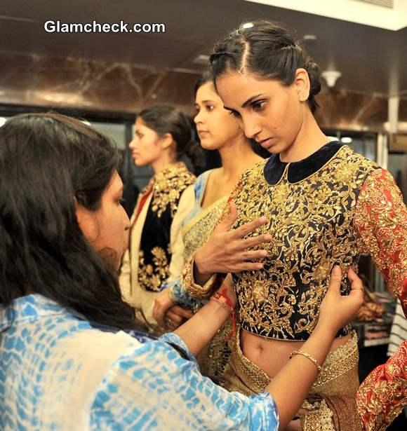 Lakme Fashion Week 2014 Fittings Vikram Phadnis