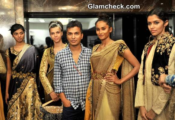 Lakme Fashion Week 2014 Vikram Phadnis collection