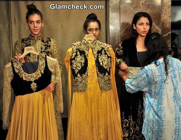 Lakme Fashion Week 2014 Vikram Phadnis